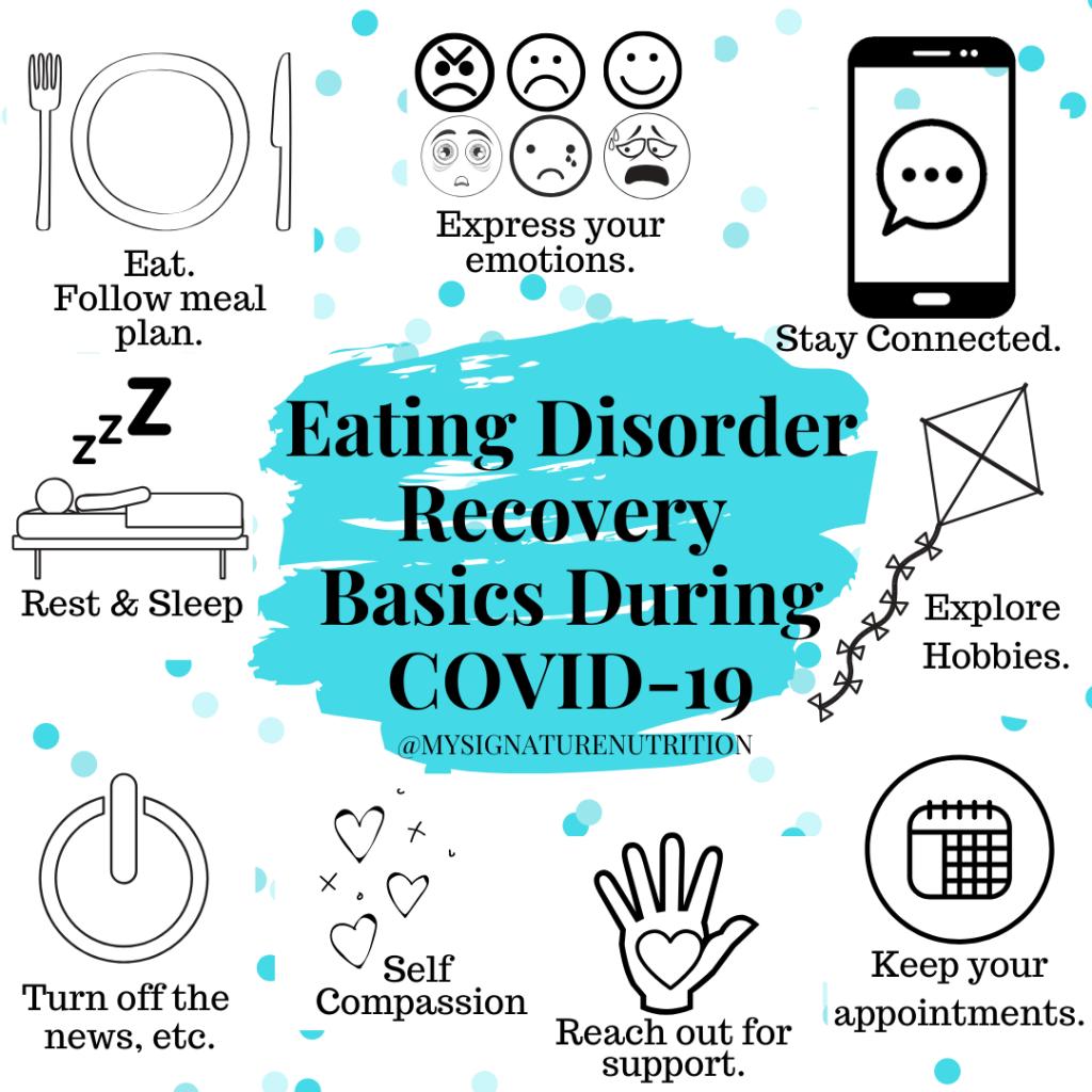 diet plan for eating disorder